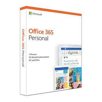 POWERCITY - QQ2-00790 MICROSOFT OFFICE 365 PERSONAL 1 YEAR