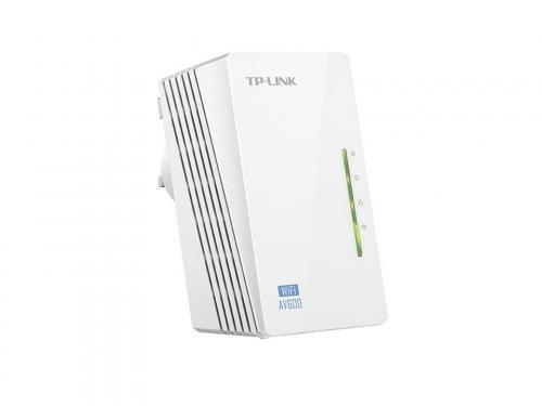POWERCITY - TL-WPA4220V1 4 TPLINK POWERLINE ADAPTER WITH WIFI