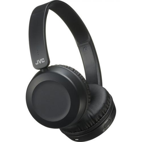 9e695abd340 POWERCITY - HA-S31BT-B JVC FLAT FOLDABLE WIRELESS, BLUETOOTH ON-EAR ...